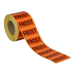 Advarselsetiket: Frost